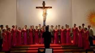 Kammerchor Manila- See, See the Shepherd