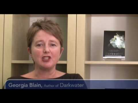 Georgia Blain talks about her new book Darkwater