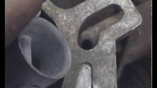 Теория ДВС: Доработка малого диффузора карбюратора
