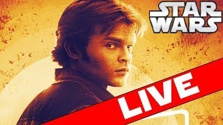 LIVE - Solo Review and Future of Star Wars Discussion - Star Wars Theory Live