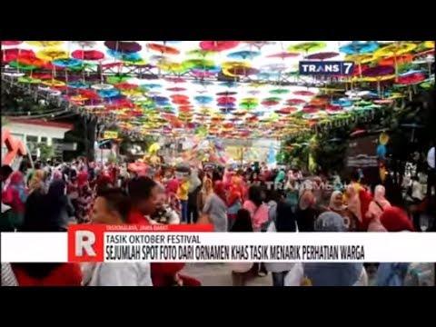 Meriahnya Tasik Oktober Festival, Festival Industri Kreatif Tasimalaya