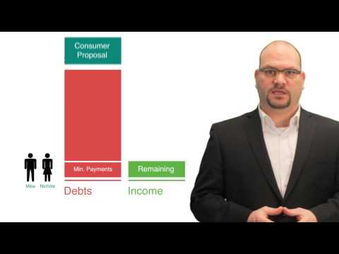How To Determine Which is Better: Consumer Proposal or Bankruptcy?