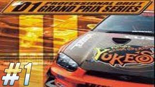 My D1 Grand Prix Drift Season | Ep. 1 - EBISU