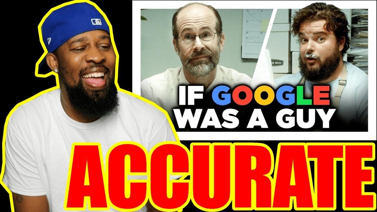 If Google Was A Guy Full Series - Which Person Are You?