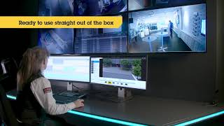 AXIS S1132 vidéo