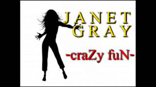 CRAZY FUN feat.JANET GRAY