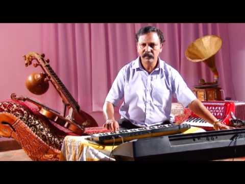 suryakanthi... song on keyboard for old generation