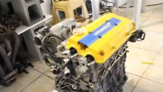 FFCompétition974 Remontage moteur Honda B16