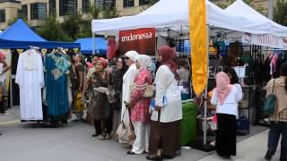 KJRI Toronto: Partisipasi Indonesia Pada Muslim Festival, 31 Agustus-1 September 2013