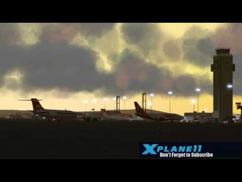 X-PLANE 11 | Venezuelan Airport Improvement | SVMG | Del Caribe Santiago Mariño International
