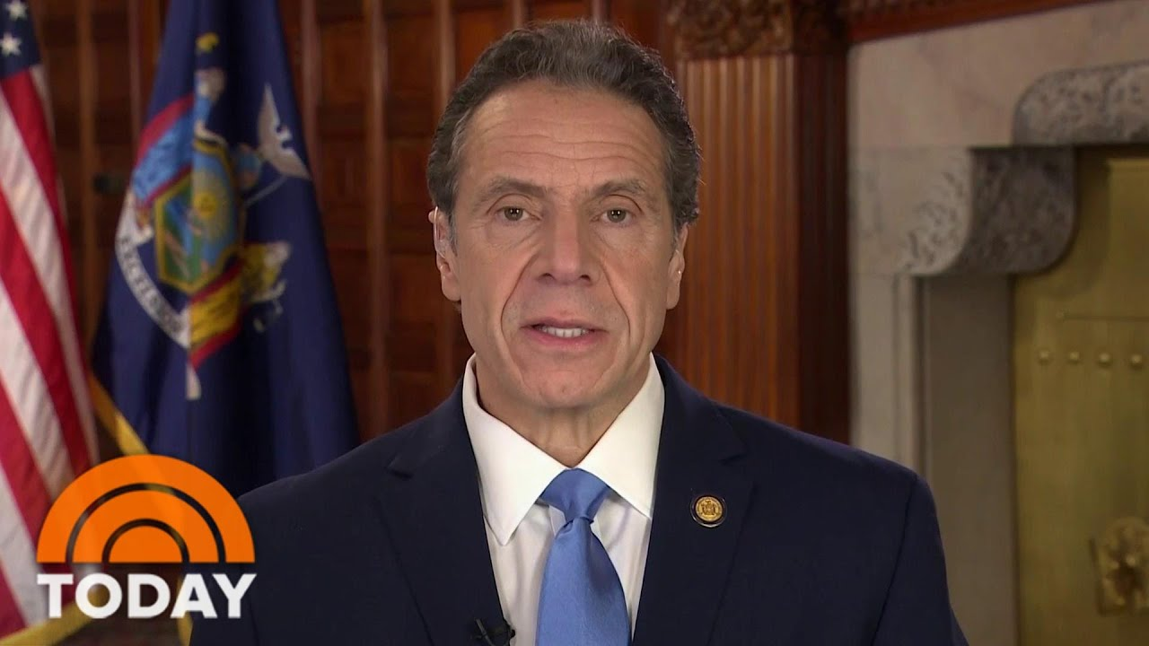 Ny Gov Andrew Cuomo On Coronavirus Let S Start Building Temporary Hospitals Today Youtube