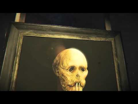 LAYERS OF FEAR Gameplay Trailer Horror   PS4  2016