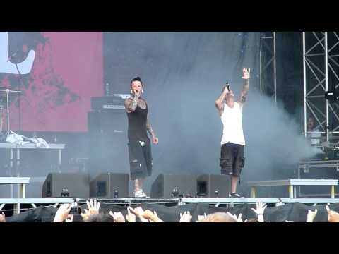 Dead By April - Losing You, Live @ Sonisphere,Stockholm 2011