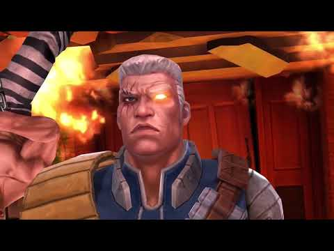 Cable vs Apocalypse | Marvel Future Fight