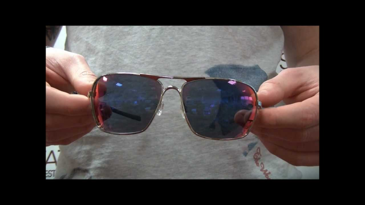 9cf7b83bb1 Oakley Plaintiff Squared Sunglasses Review - OO4063-07 - YouTube