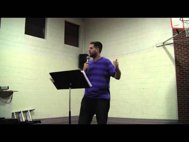 Crushing Sin Sermon