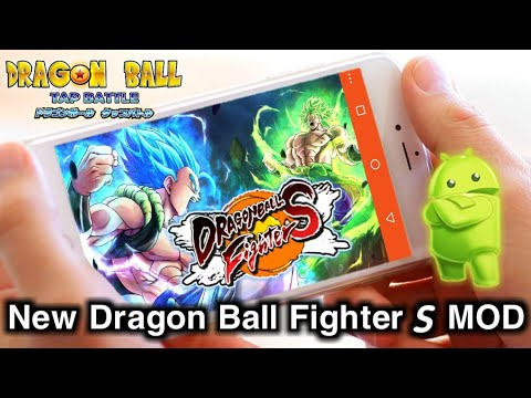 DOWNLOAD NEW Dragon Ball Fighter S Tap Battle Mod For Android With 90 Characters