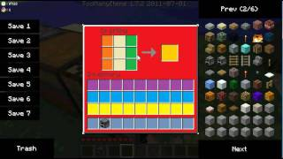 Texture minecraft by le serveur Aquamania (2)