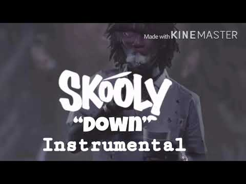 Skooly - Down Instrumental | Produced By M3Productionz