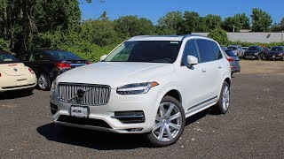 2019 Volvo XC90 Inscription: In Depth First Person Look