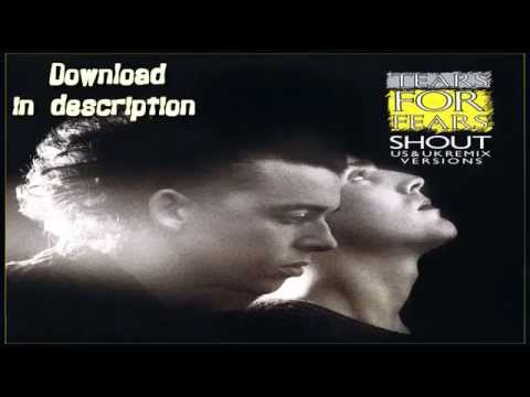 Tears For Fears - Shout (Studio Acapella)