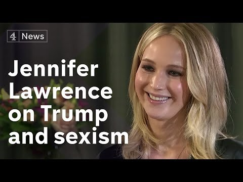 Jennifer Lawrence on Mother!, Donald Trump and climate change