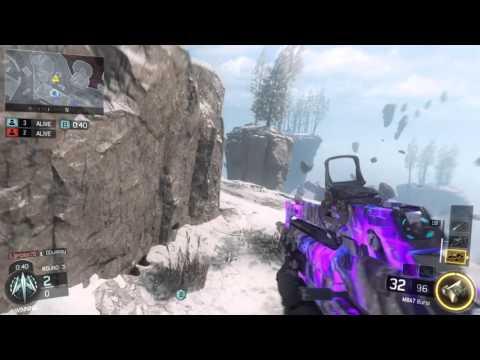 Black Ops 3: 4v4 Gamebattles w/Mic! Map #1