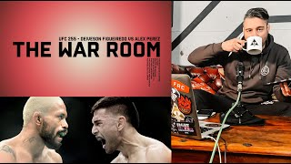 DEIVESON FIGUEIREDO VS ALEX PEREZ UFC 255 - THE WAR ROOM, DAN HARDY BREAKDOWN EP. 80