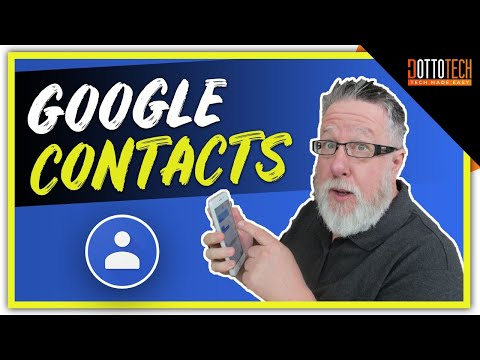 Use Google Contacts Like A Pro