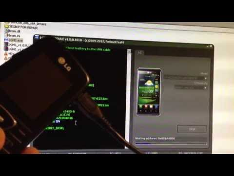 LG A225 DIRECT UNLOCK USING FURIOUS GOLD