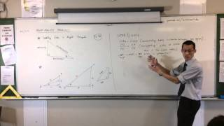 Review: Trigonometric Ratios in Right-Angled Triangles