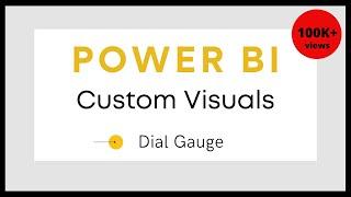 Power BI مخصص مرئيات - قياس الطلب