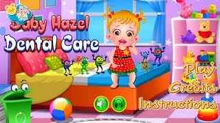 Baby Hazel : Dental Care | Full Episode | Learning Games For Kids | PimPamPum KIDS HD