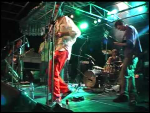 RASTAPOPOULOS - AFRO - Solos (Live 2007)