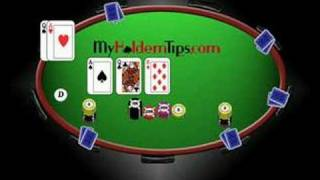 Loose game in Texas Holdem