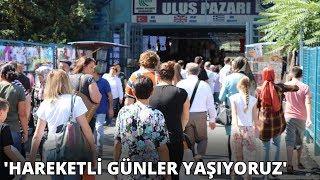 Bulgaristan'da yaşayan soydaşların bayram alışverişi Edirne'den