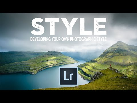 Developing YOUR own PHOTOGRAPHY style | A LIGHTROOM tutorial thumbnail