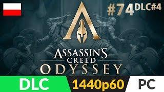 Assassin's Creed Odyssey: DLC Atlantyda cz.1  DLC #4 (odc.74)  Trudne decyzje