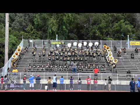 Whitehaven High School Marching Band - Hoe Check - 2015