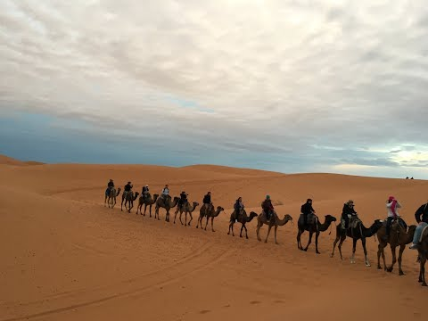 Backpacking for 1 week in Morocco, Africa