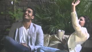 موعد رومانسى بين ليث ابوجوده وليا مخول _ Lea Makhoul & Laith Abu Joda