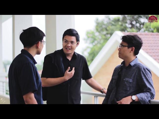 Phỏng vấn cha Hoàng Long, S J  và thầy Hoàng An, S J  về Linh thao Sinh viên năm 2019
