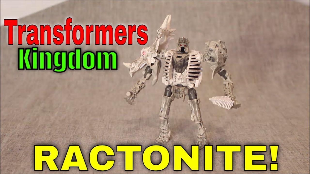 Dig them Bones: Kingdom Ractonite Review by GotBot