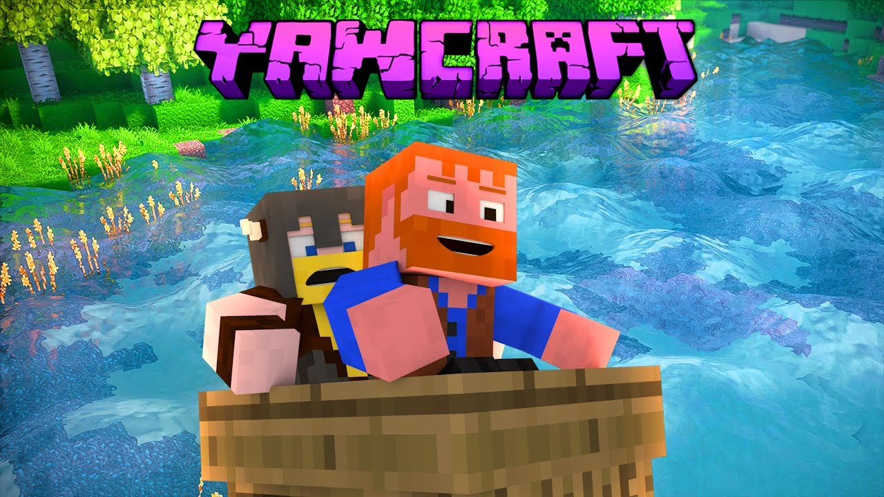 Minecraft escape on the waves yawcraft ep7 youtube minecraft escape on the waves yawcraft ep7 sciox Images