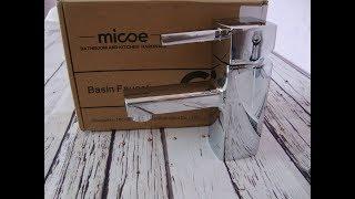 Розпакування 05.04.19 р. змішувач ''ПІСОЧНИЙ ГОДИННИК'' від магазину: micoe Official Store