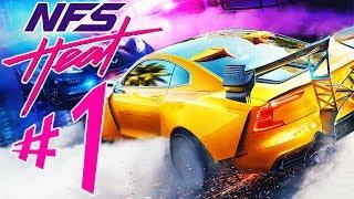 Need For Speed Heat - Parte 1: Bem-Vindo à Palm City!!! [ PC - Playthrough ]