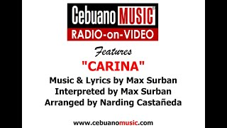 Download Carina - Max Surban MP3 song and Music Video