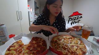 (이벤트 종료)피자헛 메가더블박스 신메뉴 크런치 피자&…