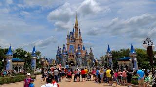 Magic Kingdom 2021 Rides Experience Video in 4K | Walt Disney World Orlando Florida June 2021