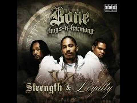Bone Thugs-N-Harmony - Candy Paint (Instrumental)